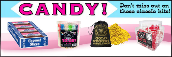 Don't miss out on our classic candy at amazing prices.