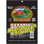 Buffalo Bills Country Cut Beef Jerky Packs - 1.5oz