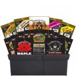 Buffalo Bills 16-Piece BEEF JERKY SAMPLER Gift Tool Boxes