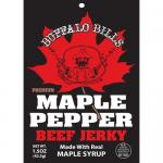 Buffalo Bills Premium Maple Pepper Beef Jerky Packs - 1.5oz