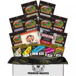 Buffalo Bills HIGH PROTEIN Jerky & More Gift Boxes