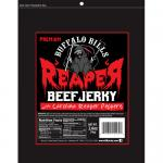 Buffalo Bills Premium Reaper Beef Jerky Packs - 2.6oz
