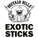 Buffalo Bills Exotic Game Sticks