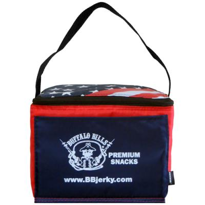 Six-Pack Cooler - Buffalo Bills Patriotic