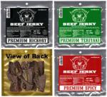 Buffalo Bills Premium Beef Jerky 1oz Packs - Single Packs