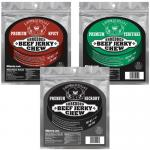 Buffalo Bills Beef Jerky Chew 1oz Packs - 12-Ct Bags