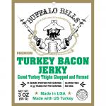 Buffalo Bills Premium Turkey Bacon Jerky Packs - 3oz