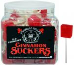 Buffalo Bills Old Fashioned Cinnamon Suckers - 42-Ct Tubs