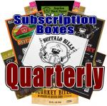 Buffalo Bills Beef Jerky Subscription Boxes - Quarterly