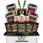 Buffalo Bills KETO FRIENDLY Jerky & More Gift Boxes