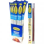 Butterball Smoked 1.2oz Turkey Snack Sticks - 24-Ct Box