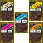 Buffalo Bills Western Cut Beef Jerky Packs - 1.5oz