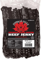 Maple Pepper Beef Jerky