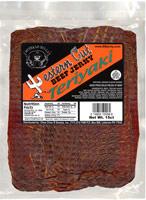 Western Cut Teriyaki Beef Jerky